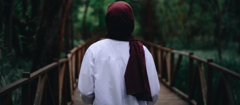 حكم تغطية الوجه في الإسلام