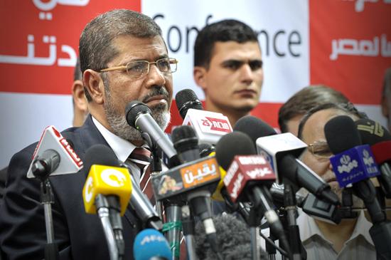 نبذة عن محمد مرسي