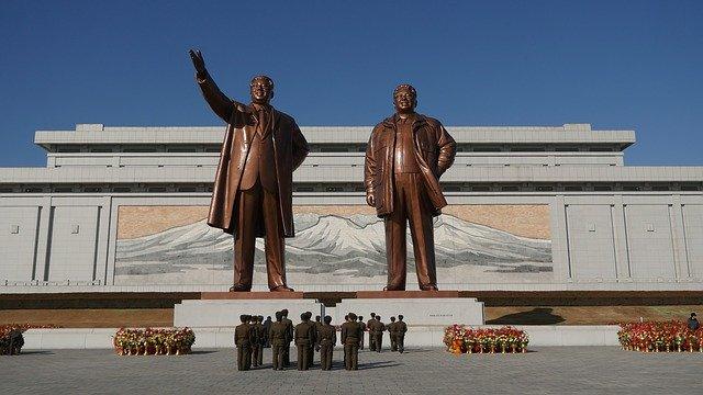 تاريخ كوريا الشمالية