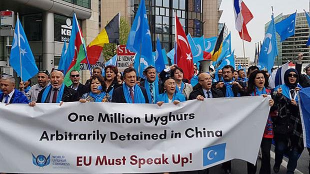 مسلمو الإيغور
